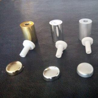 дистанционный держатель для стекла металл